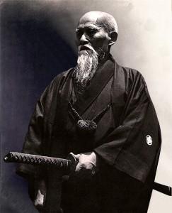 Aïkido Ueshiba Sensei